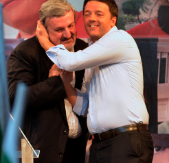 L'assenza di Renzi, un'occasione perduta