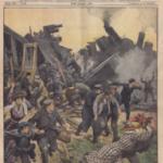 A Foggia il primo tragico incidente ferroviario