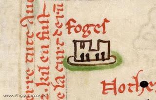 Alla British Library di Londra la più antica raffigurazione di Foggia