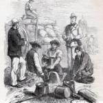 Foggia e le sue Fosse di grano, nel racconto di Yriarte, nel disegno di Janet