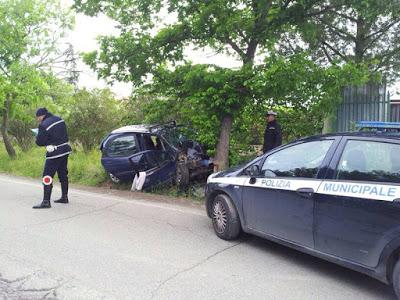 In provincia di Foggia le strade meno sicure d'Italia