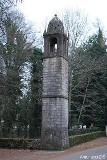 Nella Foresta Umbra quell'antica chiesetta ma…