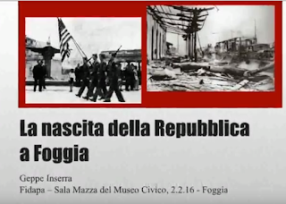 Foggia e la nascita della Repubblica