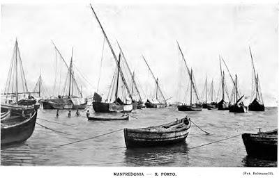 Manfredonia nelle immagini di Beltramelli