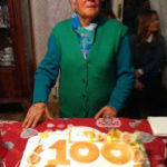 Tanti auguri a nonna Pina, centenaria foggiana