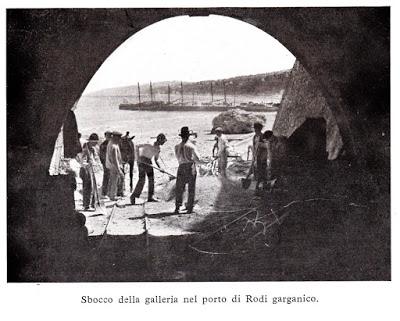 Come la ferrovia sottrasse il Gargano dal suo storico isolamento
