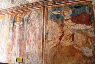 Santa Maria di Devia chiusa alla frequentazione turistica