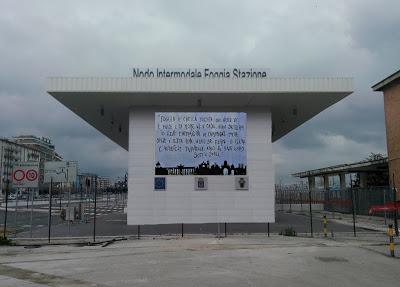 Foggia di Bennato al nuovo terminal bus? Chi è pro, chi è contro.