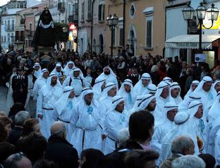 Settimana santa, il portale turistico regionale ignora la Capitanata