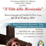 Il volto della Misericordia: per la prima volta insieme tutti i Crocifissi di Pietro Frasa