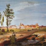 In regalo su Lettere Meridiane la più bella veduta di Foggia ottocentesca