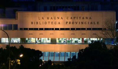 La Biblioteca Provinciale alla Regione: la discussione