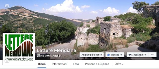 La pagina fb di Lettere Meridiane supera i 3.000 fan