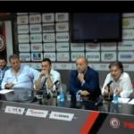 """De Zerbi: """"Grazie Foggia, mi sento come al Real Madrid"""""""