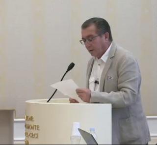 """""""Bellò, me fa trasì"""", una poesia di Giovanni Cataleta interpetata da Giovanni Mancini"""
