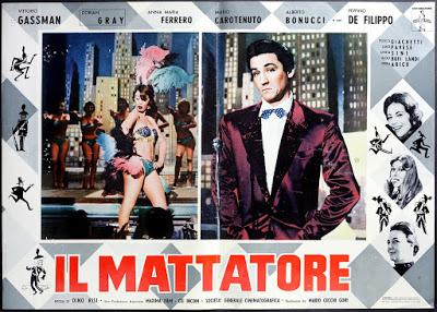 Cinemadessai   Vittorio Gassman più mattatore che mai con Dino Risi