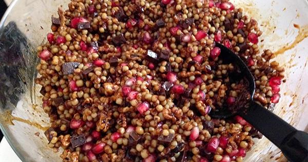 Metti il mito in tavola: il grano cotto dei morti