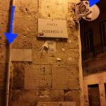 Foggia deturpata: un altro scempio in piazza Federico II