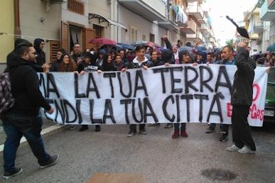 Il segnale forte e chiaro che arriva da Manfredonia (di Geppe Inserra)