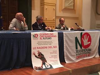 """Villone: """"La riforma Renzi-Boschi rottama la Costituzione nata dalla Resistenza"""""""