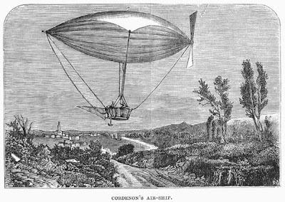 La prima aeronave è stata progettata a Lucera