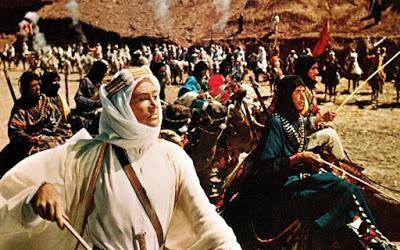 Cinemadessai | Lawrence d'Arabia, che filmacchione