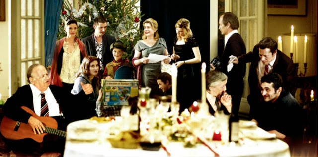 Cinemadessai   Catherine Deneuve in un intenso e tormentato Racconto di Natale