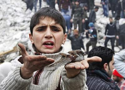 Buon Natale, con il canto per Aleppo di Raffaele De Seneen
