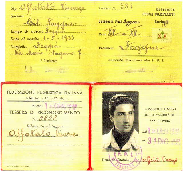 Vent'anni fa la scomparsa dell'indimenticabile Vincenzo Affatato