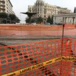 Cordoli a Piazza Cavour: l'amministrazione comunale fa marcia indietro