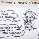 """Il ritorno di Madetu: """"Io, come la Raggi"""""""