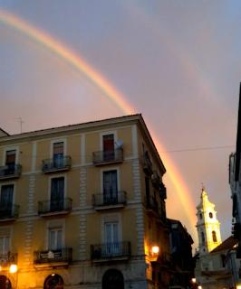 La Foggia bella e iridata di Michele Sepalone