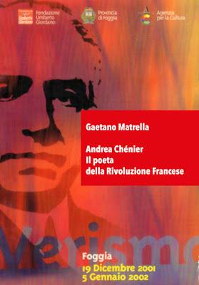 In regalo un e-book su Andrea Chénier, il poeta della rivoluzione francese