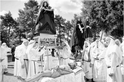 La passione di un popolo nel venerdì santo di Vico Garganico