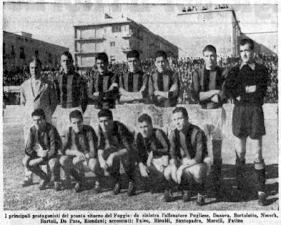 Corsi e ricorsi della storia: nel 1962 il Foggia in B a spese del Lecce
