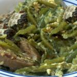 Cardoncelli, agnello e uova: la minestra perfetta di Pasqua