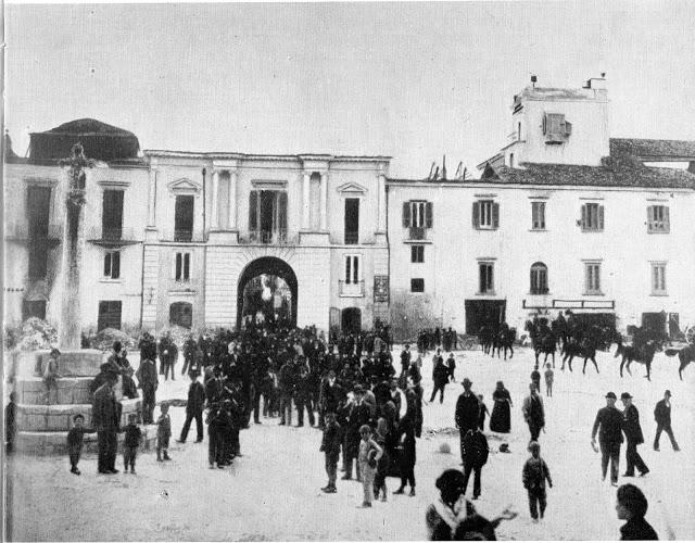 28 aprile 1898: Foggia in rivolta per il pane