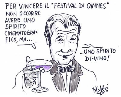 I vini dauni hanno indossato lo smoking, trionfando a Cannes