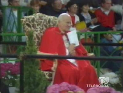 Trent'anni fa il Papa a Foggia e in Capitanata
