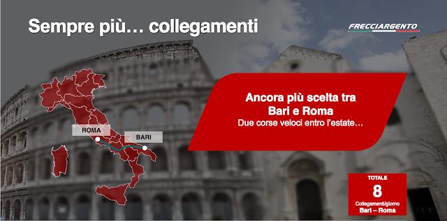 Foggia beffata da Trenitalia. Vincono Bari e Benevento.