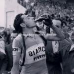 Cento volte giro   Le tappe di Foggia, Lucera e Peschici, pezzi di storia del ciclismo