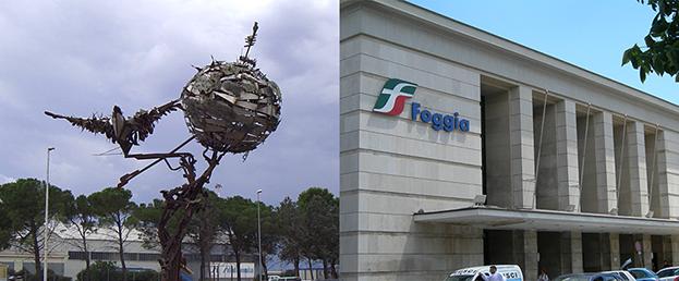 Aeroporto Lisa e nuovo treno per Roma: la riscossa di Foggia?