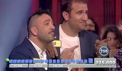 Le gag di Pio e Amedeo da Bonolis trascinano Canale 5