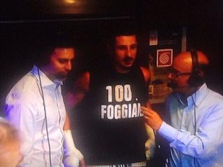"""Andrea Scarpa ritorna alla vittoria e ribadisce: """"100% foggiano"""""""