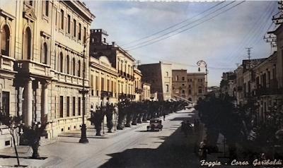 Corso Garibaldi, com'era una volta
