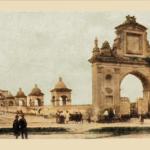 Ecco la più antica immagine a colori della Chiesa delle Croci