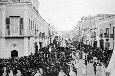 Quel voto sciolto: dopo 180 anni salta la processione dell'Addolorata
