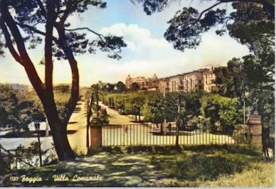 Foggia e la Villa, la bellezza oltraggiata