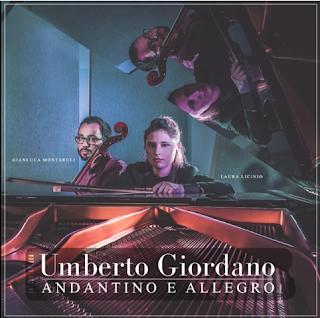 Una registrazione inedita per ricordare il 150° della nascita di Umberto Giordano
