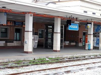 Trenitalia smantella Foggia: via l'Impianto Equipaggi